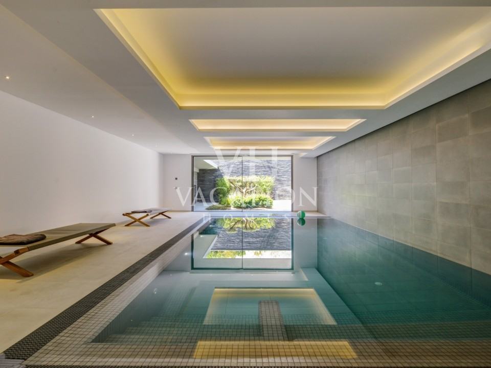 Fantastic contemporary villa