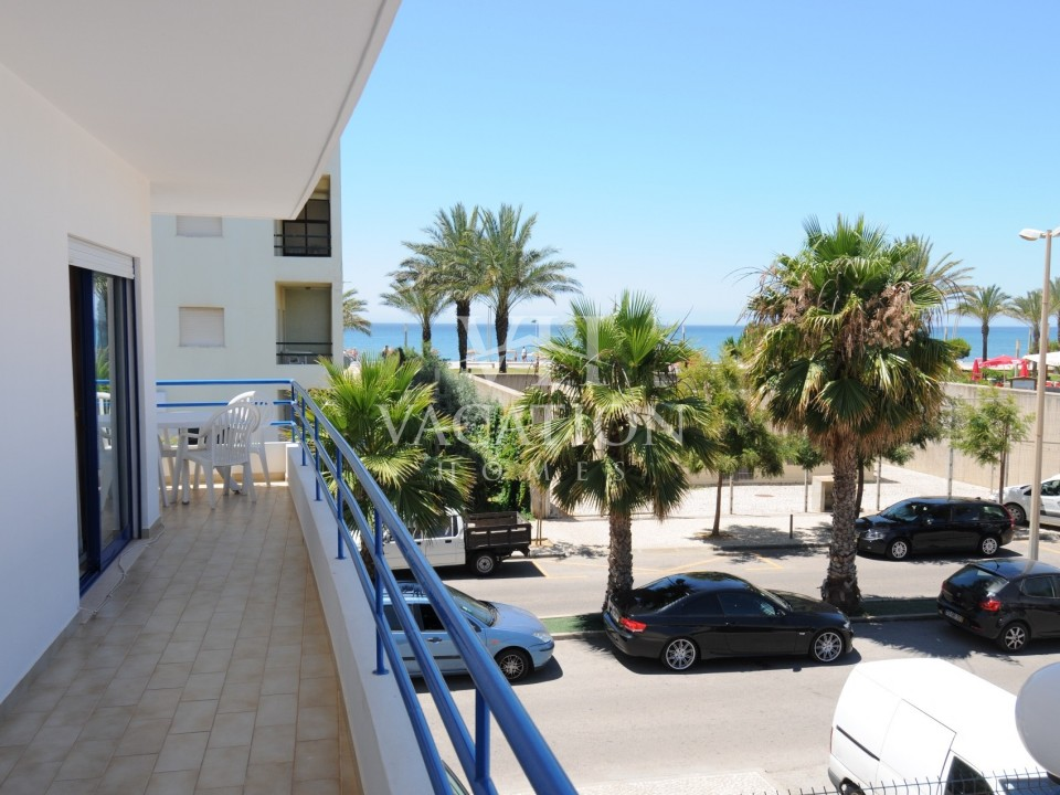 Very well located two bedroom apartment with some sea views.