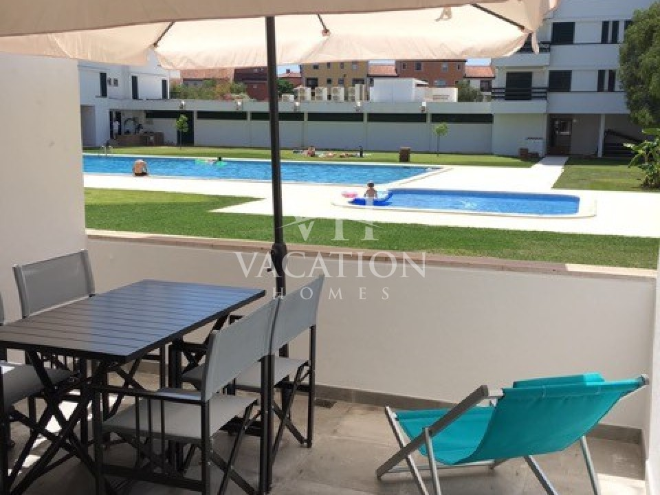 Located in Vilamoura centre, renovated studio.
