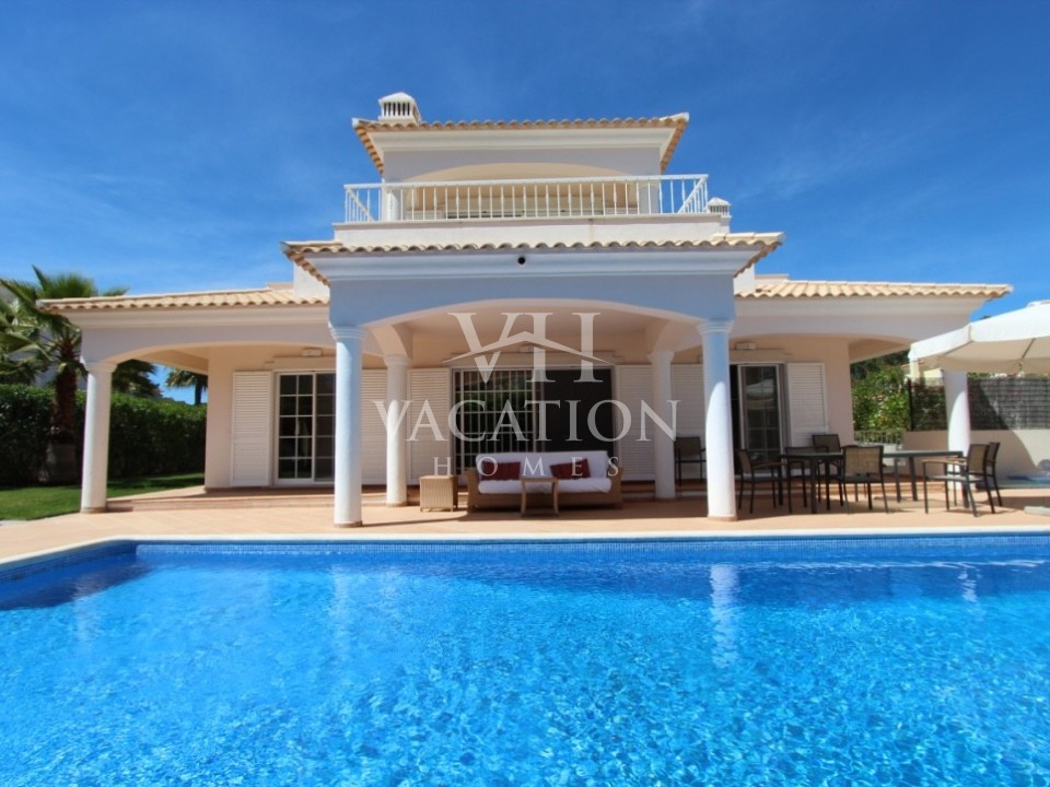 Beautiful four bedroom villa with private pool.